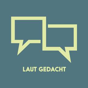 """Laut gedacht""-Logo"